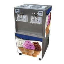 Load image into Gallery viewer, Soft Serve Ice Cream Machine 5 Flavors 20 Liters High Quality 1 Year Warranty After Sales Service - Your Everything Supplier