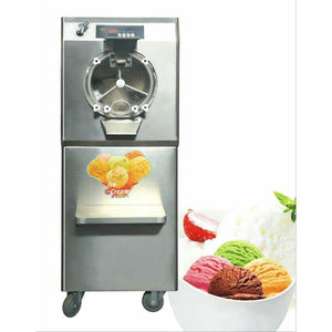 ICH-140 Batch Freezer/Hard Ice Cream Maker 18-25L/H - Your Everything Supplier