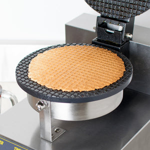 Food Equipment Waffle Cone Maker 8 inch Waffle Cone Machine Commercial