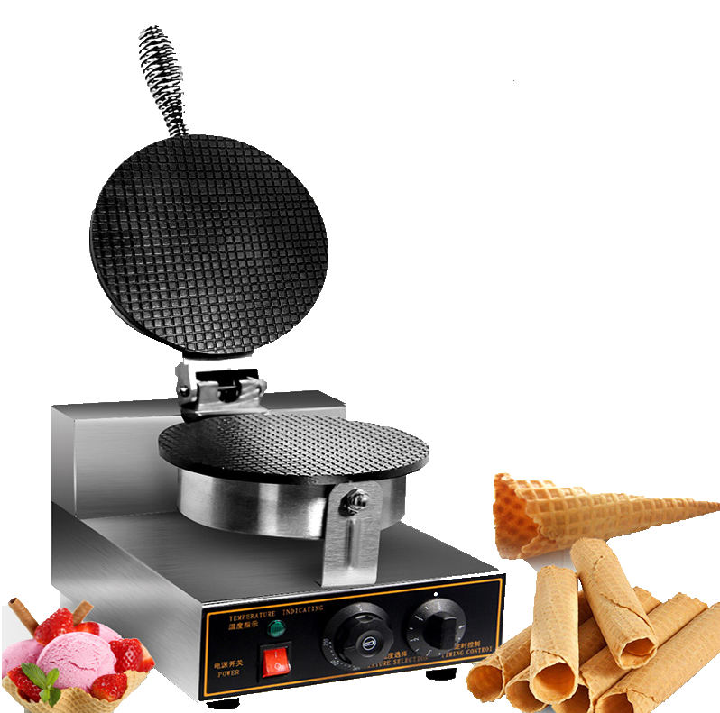 Waffle Cone Maker 110v - Your Everything Supplier