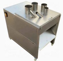 Load image into Gallery viewer, Food Equipment Mango/Vegetable Slicing Machine 500-1000 kg/h