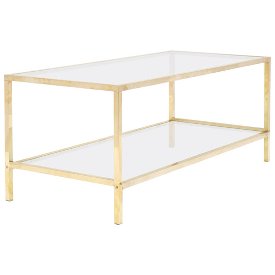 French Vintage Coffee Table in the manner of Jacques Adnet