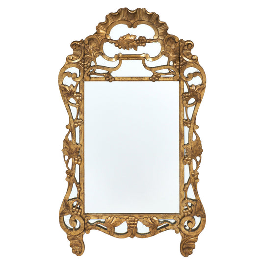 "French Antique Louis XIV Style ""Pareclose"" Mirror"