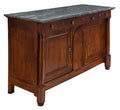Empire Period Buffet with Marble Top