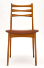 Mid-Century French Cherrywood Chairs