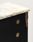 Louis XVI Style Semainier with Marble Top