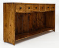 Italian Tuscan Fir Console Table