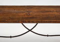 French Antique Trestle Table
