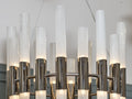 "Murano Glass ""Canele"" Chandelier"