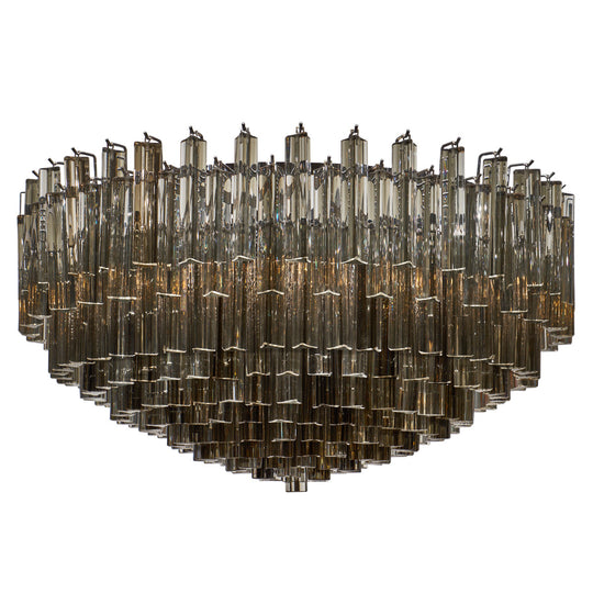 Murano Glass Triedi Chandelier