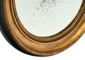 Louis XVI Period French Round Mirror