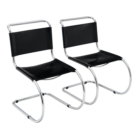 Vintage Mies van der Rohe Cantilever Chairs