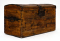 French Antique Steamer Trunk