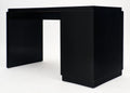 French Art Deco Period Ebonized Desk