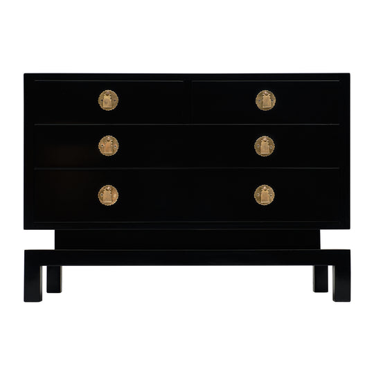 Mid-Century Chest in the manner of Pierre Cardin