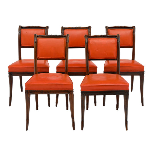 Charles X Style Antique French Dining Chairs