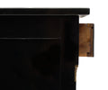 Antique Directoire Style Ebonized French Buffet