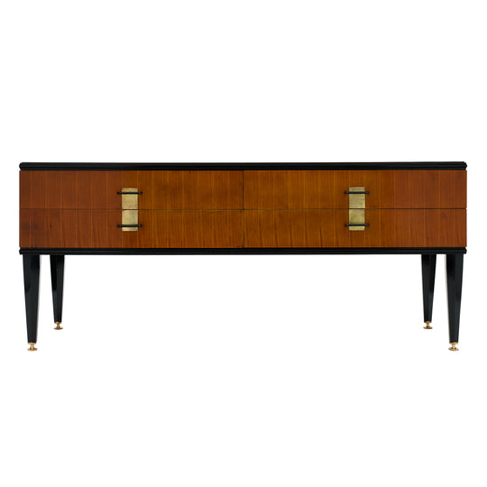 French Modernist Chest in the manner of Jacques Adnet