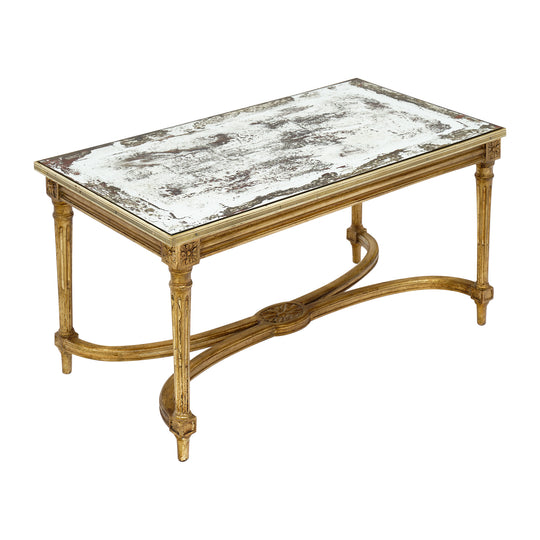 Louis XVI Style French Antique Coffee Table