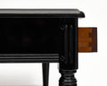 Ebonized French Vintage Coffee Table