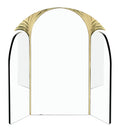 Art Deco Period French Triptyque Mirror