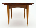 French Macassar Vintage Dining Table