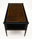Ebonized Louis XVI Style French Desk