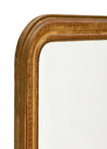 Louis Philippe Period Gold Leaf Mirror