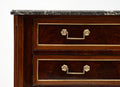 Louis XVI French Antique Mahogany Chest