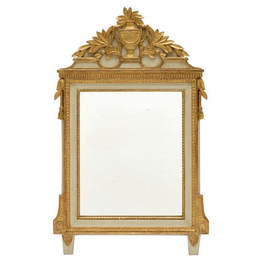 Louis XVI Style French Antique Mirror