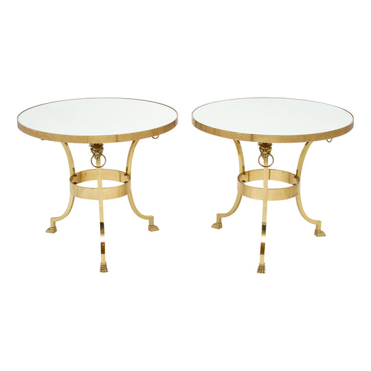 Maison Charles Vintage Side Tables