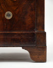 French Directoire Period Walnut Chest of Drawers