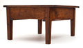 Antique French Walnut Coffee Table