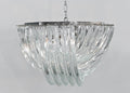 Murano Glass Chandelier by Venini