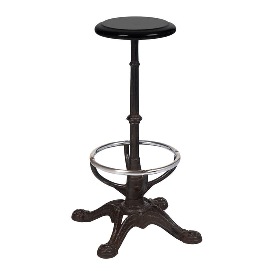 French Art Nouveau Period Bar Stool