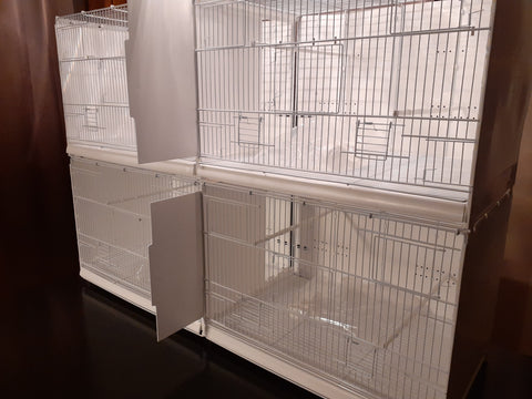 GABBIA COVA 120 CORTINA - Breeding Cage