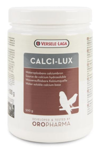 calcium for birds