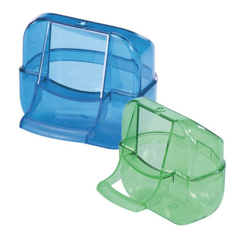 canary feeder tray
