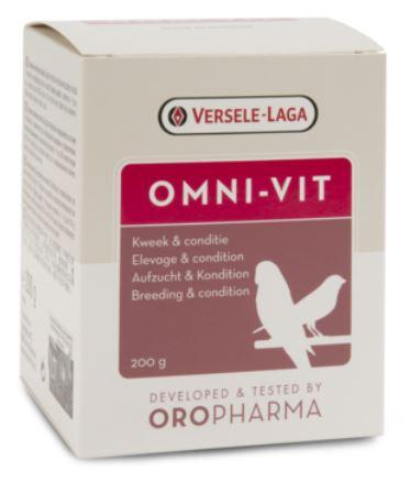 vitamins for breeding birds