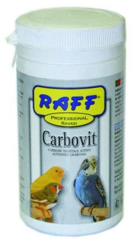 ACTIVATED CHARCOAL for birds