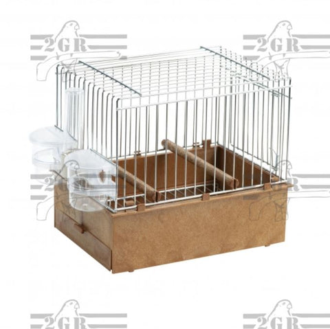 canary training cage
