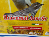 Raff Universal Insekt - Insects for Insectivorous birds