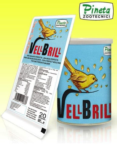 How to use vell brill