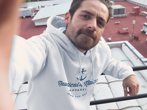Seas The Day Hoodie (unisex)