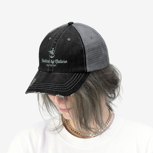 Seas The Day Trucker Hat