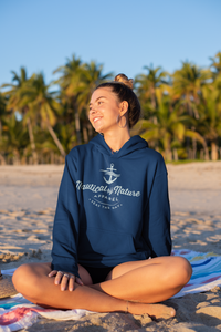 Seas The Day ALL BLUE Hoodie (unisex)