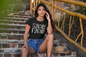 Sunday Funday Women's Tee