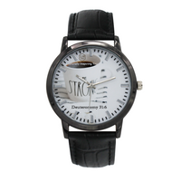 Concise Dial Water-resistance Quartz Watch (Verse varieties)