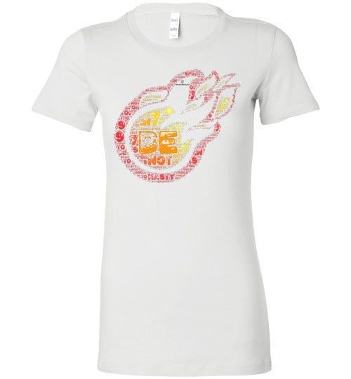 Be not hasty. . . Ecclesiastes 7:9 Bella Ladies Favorite Tee
