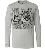 Rejoice evermore. 1 Thessalonians Chapter 5:16 Canvas Long Sleeve T-Shirt